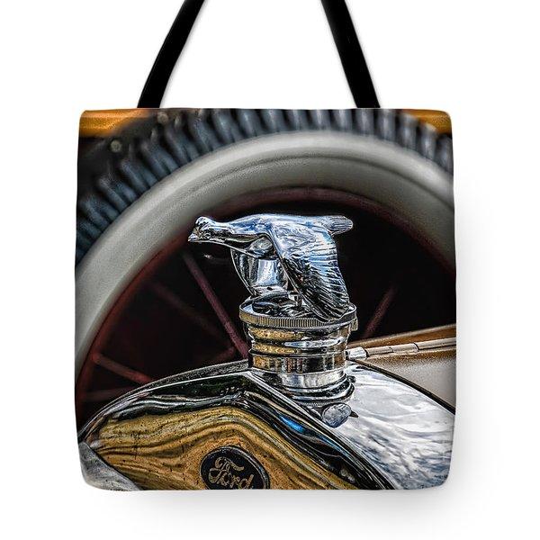 Ford Quail Radiator Cap Tote Bag