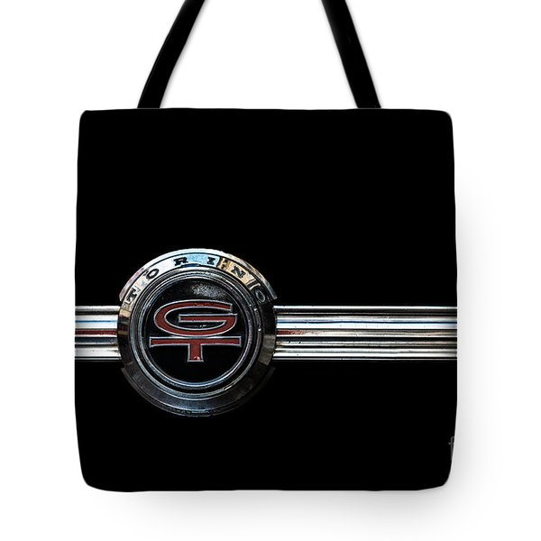 Ford Torino G.t.390 Tote Bag