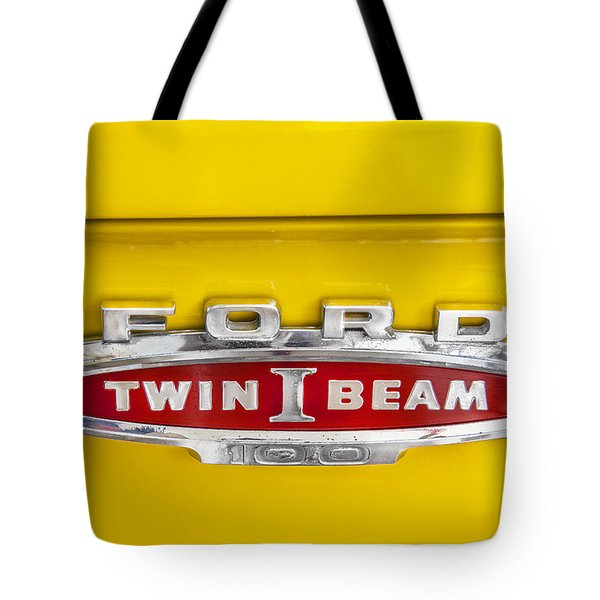 Ford Tough 1966 Truck Tote Bag