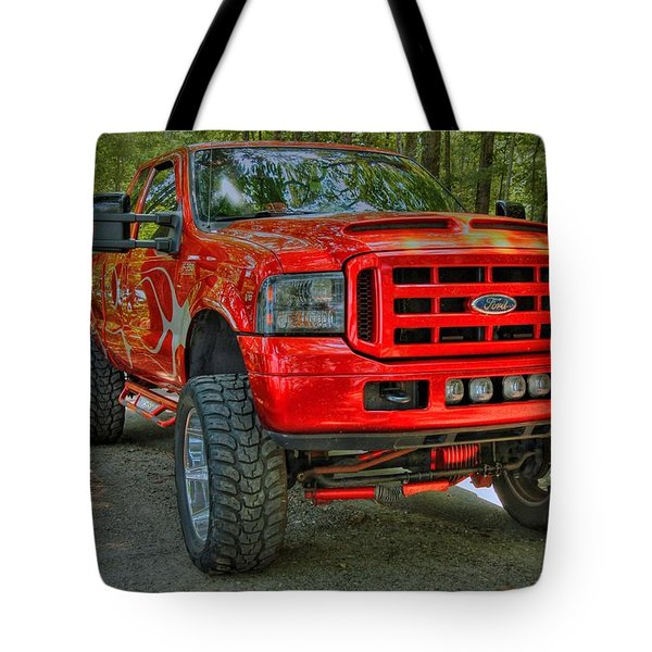 Ford Truck 02 Tote Bag
