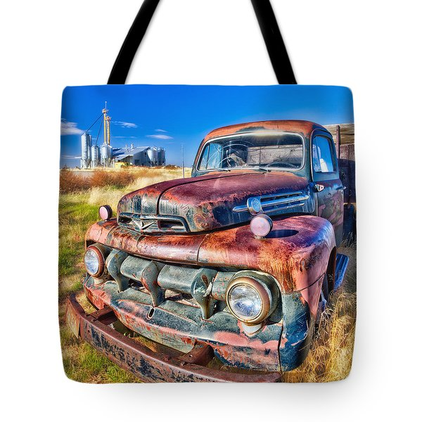 Looking For Work Tote Bag