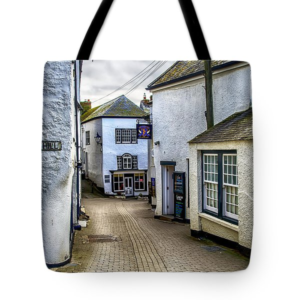Fore Street Port Isaac Tote Bag