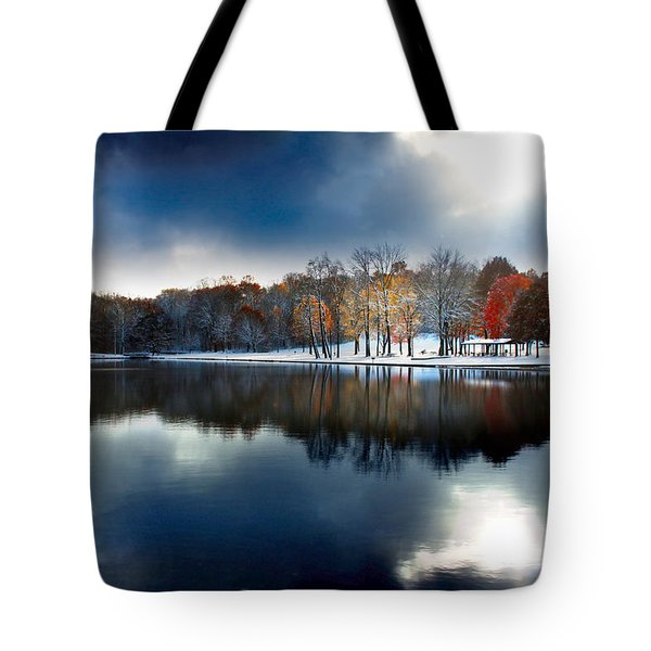 Foreboding Beauty Tote Bag