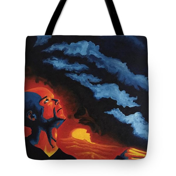 Foreseen Tote Bag