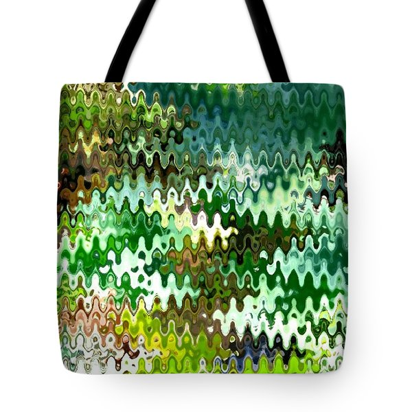 Forest Tote Bag by Anita Lewis