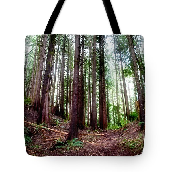 Forest Tote Bag by Adria Trail