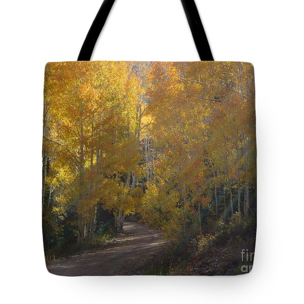 Tote Bag featuring the photograph Forest Bathing by Deborah Moen