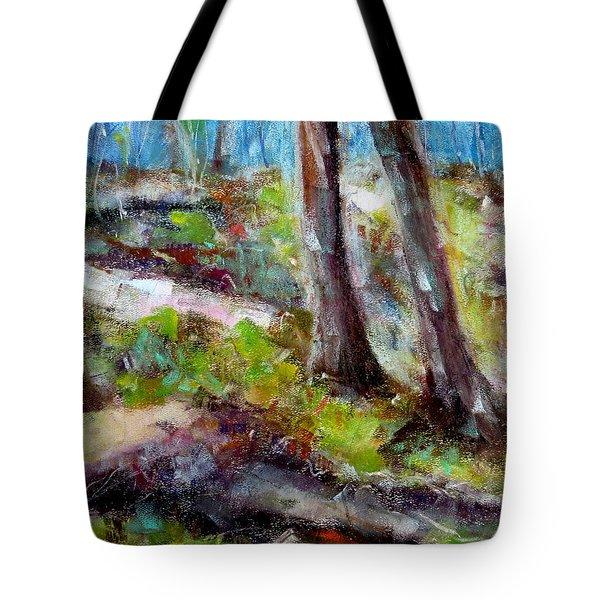 Forest Carpet Tote Bag