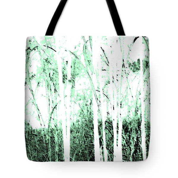 Forest For The Trees Tote Bag by Lenore Senior