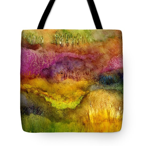 Forest Tote Bag by Hailey E Herrera