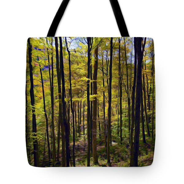 Forest Tote Bag by Lanjee Chee