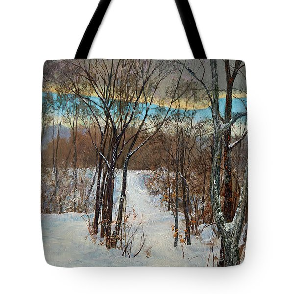 Forest Proteins Tote Bag