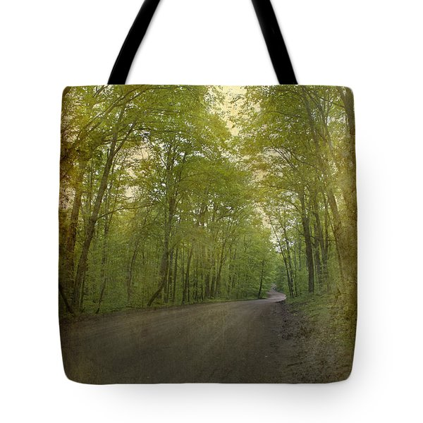 Forest Tranquility... Tote Bag by Nina Stavlund