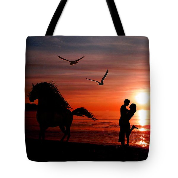 Forever And A Day Tote Bag by EricaMaxine  Price