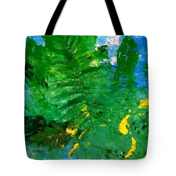 Forever Fern Tote Bag