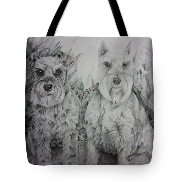 Forever Friends Tote Bag by Laurianna Taylor