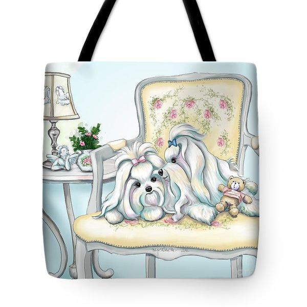 Forever In Love Tote Bag