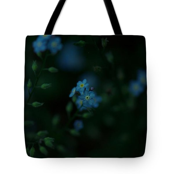 Forget Me Not 5 Tote Bag