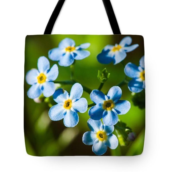 Forget You Never - Featured 3 Tote Bag by Alexander Senin