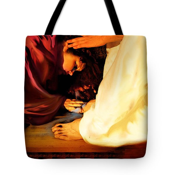 Forgiven Tote Bag