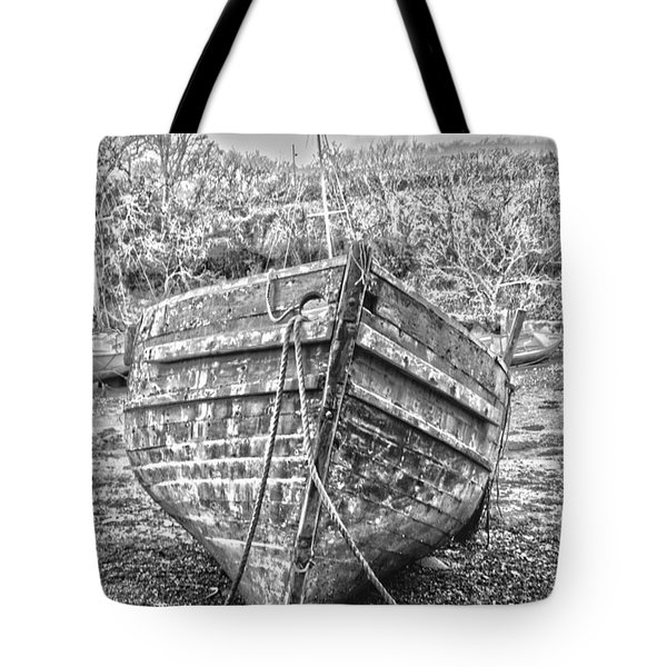 Forgotten Tote Bag by Brian Roscorla