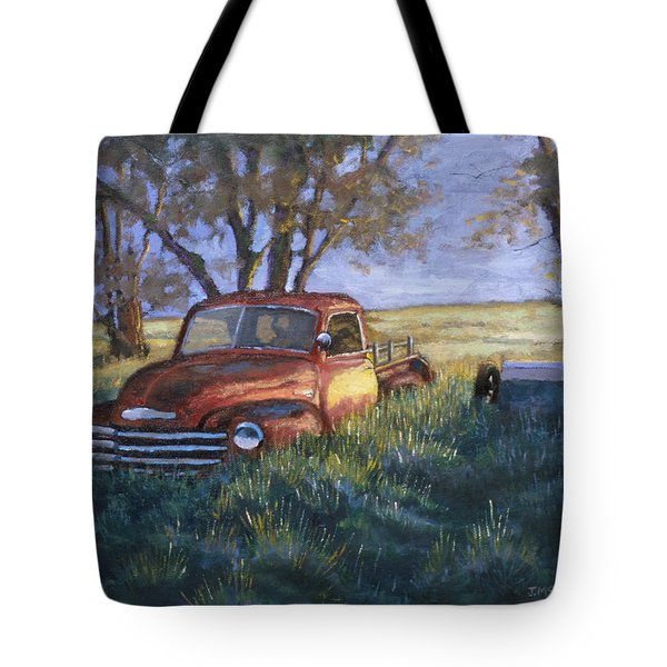 Forgotten But Still Good Tote Bag by Jerry McElroy