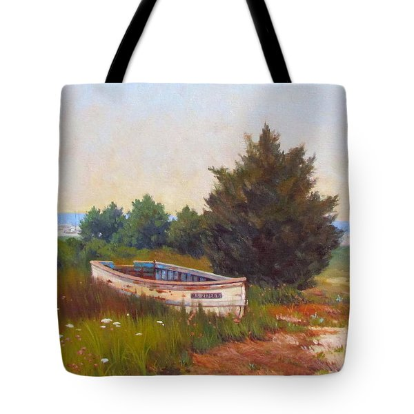 Forgotten Dory Tote Bag by Dianne Panarelli Miller