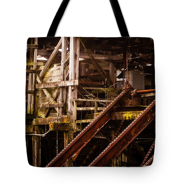 Forgotten Factory Tote Bag