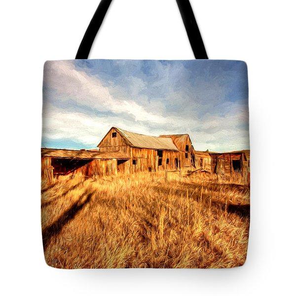 Forgotten Farm Tote Bag