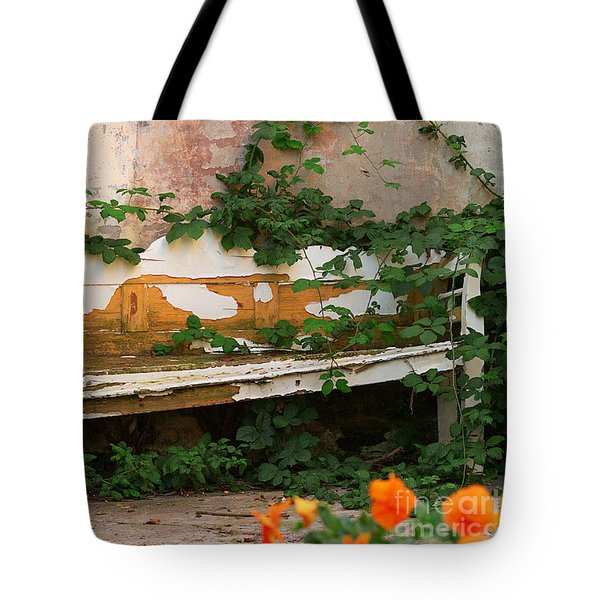 The Forgotten Garden Tote Bag