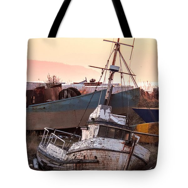 Forgotten In Homer Tote Bag