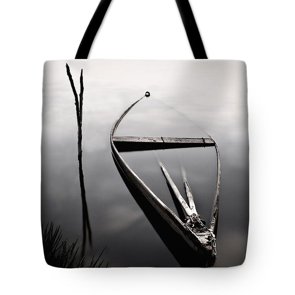 Forgotten In Time Tote Bag