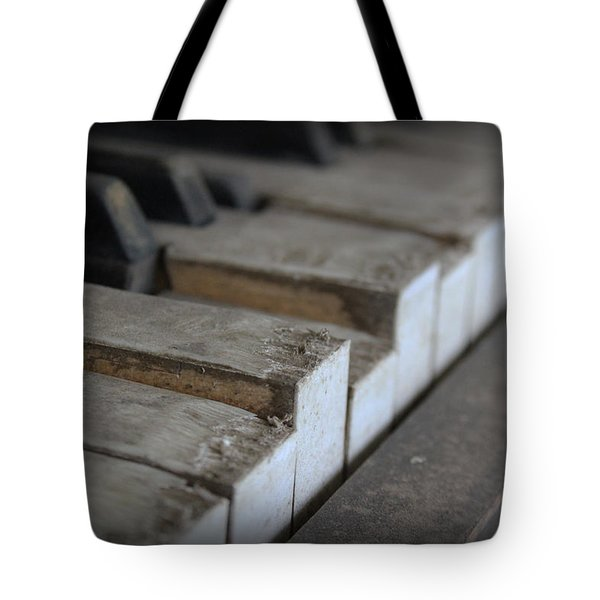 Forgotten Keys Tote Bag