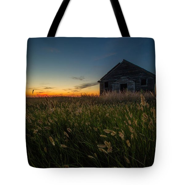 Forgotten On The Prairie Tote Bag