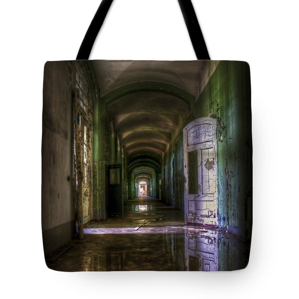 Forgotten Reflections Tote Bag