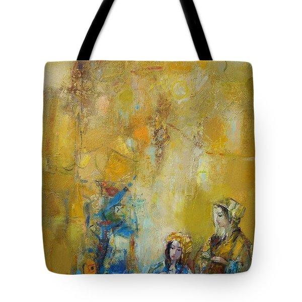 Forgotten Rituals Tote Bag