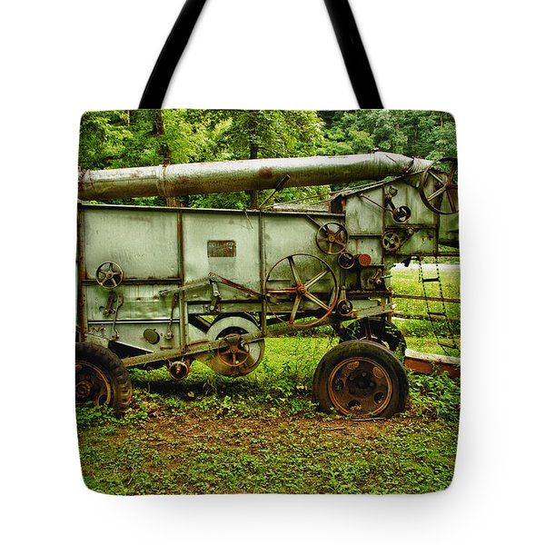 Forgotten Tote Bag by Sebastian Musial