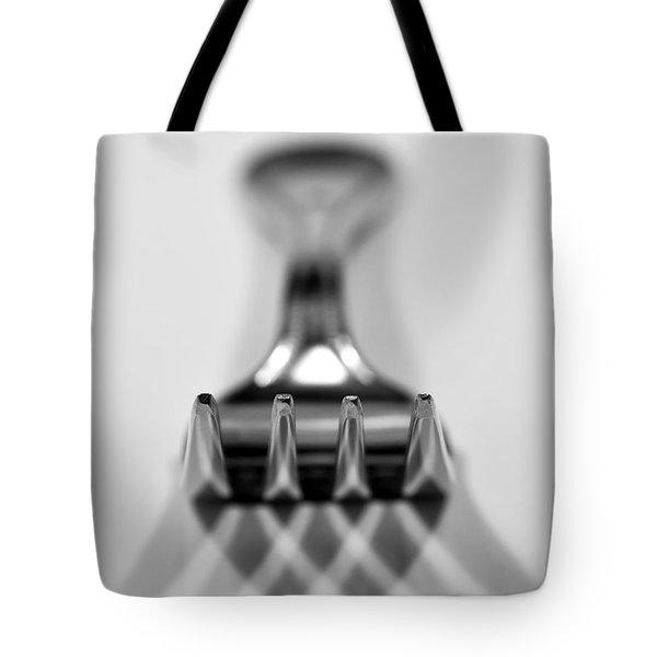 Fork Tote Bag