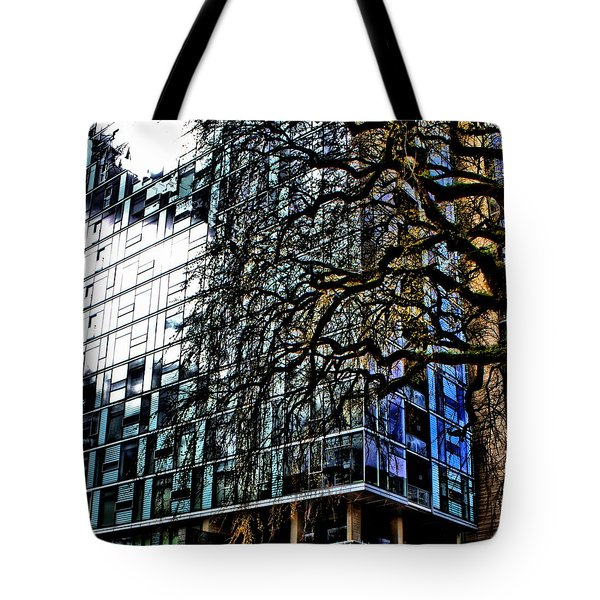 Form V. Function Tote Bag by Terence Morrissey