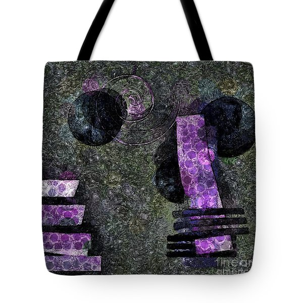 Formes - 19abp Tote Bag by Variance Collections