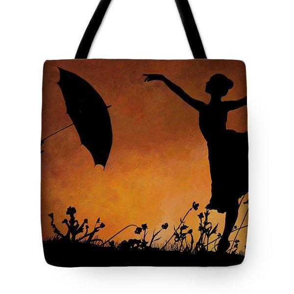 Forse Non Piove Tote Bag