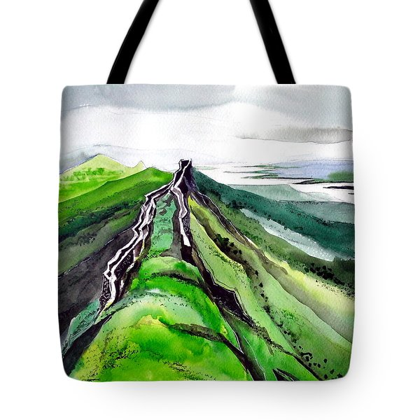 Fort 1 Tote Bag by Anil Nene