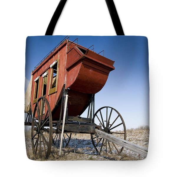 fort Kearney Nebraska NE USA Tote Bag