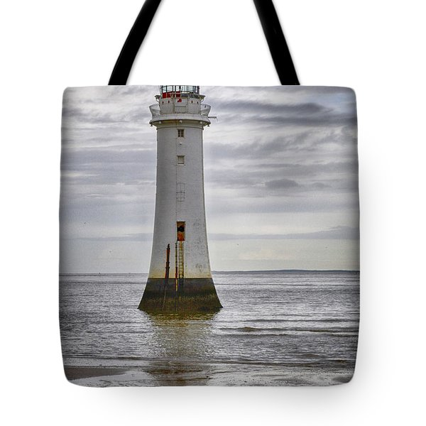 Fort Perch Lighthouse Tote Bag