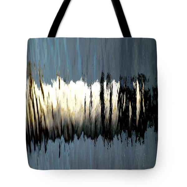 Fort Pickering Light Tote Bag by Mike Martin