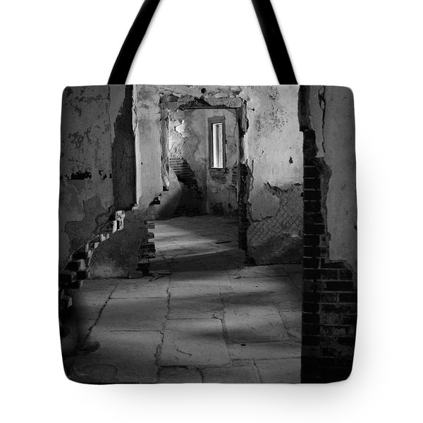 Fort Warren Tote Bag