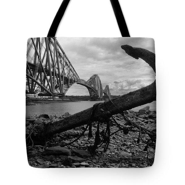 Forth Bridge Anchor Tote Bag