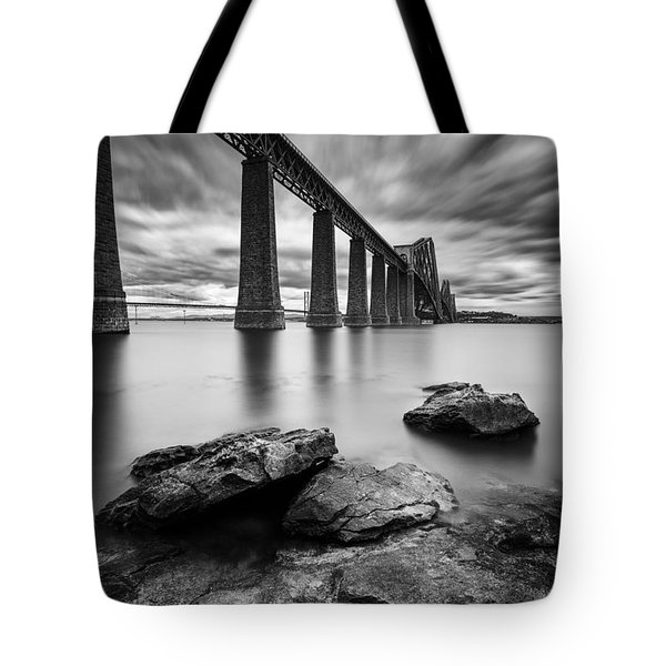 Forth Bridge Tote Bag