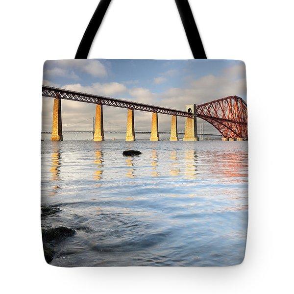 Forth Railway Bridge Tote Bag