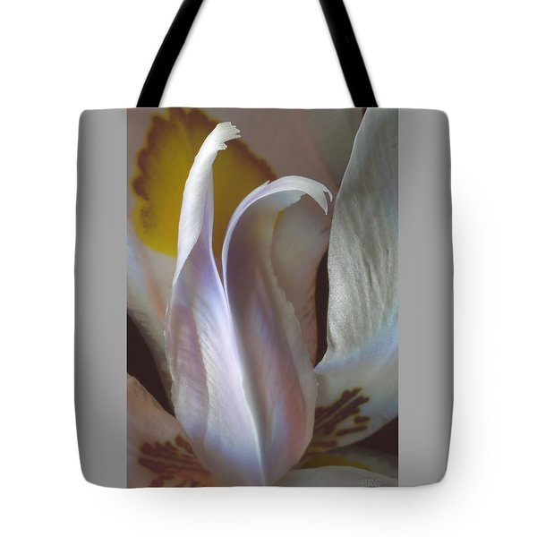 Fortnight Lily Composition No 3 Tote Bag by Ben and Raisa Gertsberg